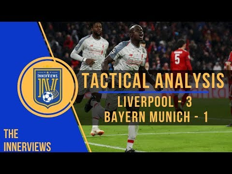 Bayern Munich Vs Liverpool 1-3 | Tactical Analysis | How Liverpool Knocked Bayern Out Of Europe