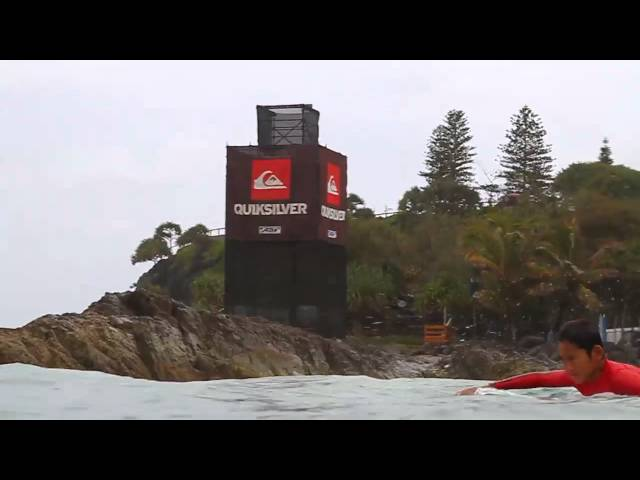Quiksilver and Queensland Tourism Advertising 2