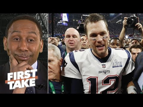 Stephen A. enjoys Max and Will debating Brady vs. Jordan  First Take