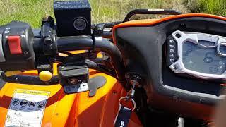4. Argo xr xplorer 500 LE ATV