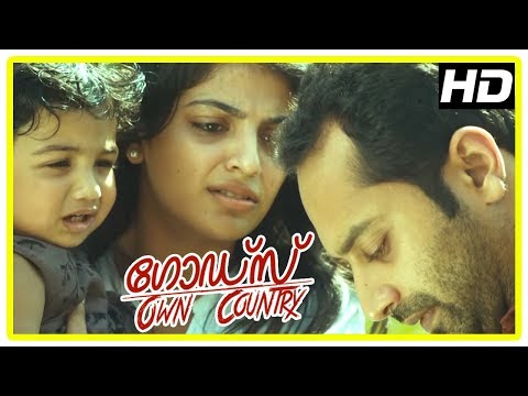 Latest Malayalam Movie 2017 | God's Own Country Scenes | Lal to help Sreenivasan reach court | Lena
