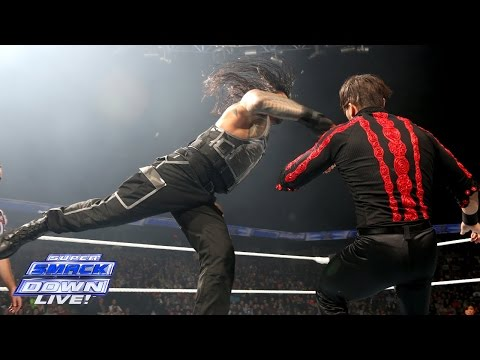 Roman Reigns Vs. Fandango - SuperSmackDown, December 16, 2014