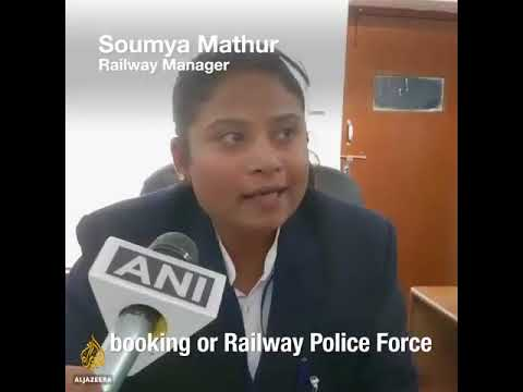 Indian Railways Handed Over Gandhi Nagar Station In Rajasthan To It's All Female Crew Of 40