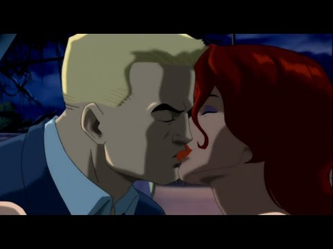 CAPTAIN AMERICA and BLACK WIDOW | Ultimate Avengers 2 Rise Of The Panther part 22