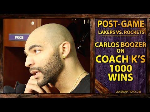 Video: Carlos Boozer C