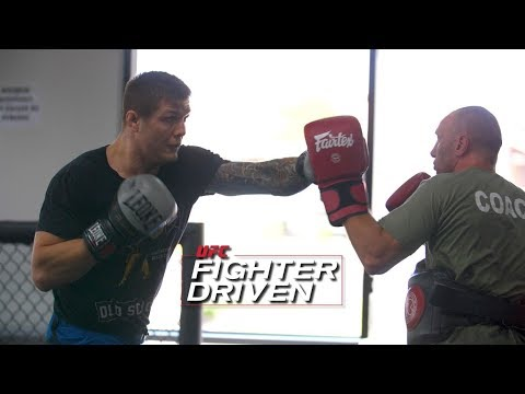 UFC Fighter Driven - Marvin Vettori