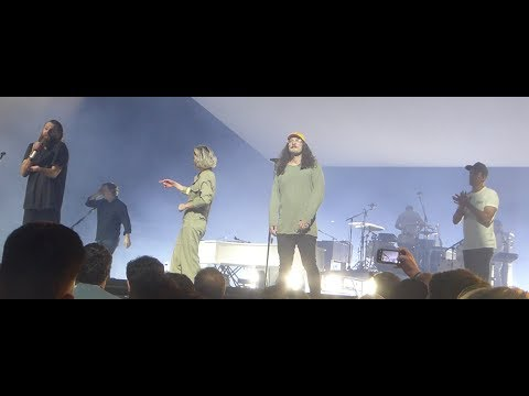 Hillsong United LIVE...The People Tour...complete concert...Houston, TX...4/27/19