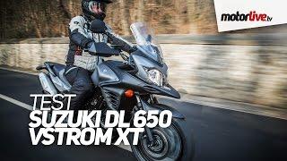 6. TEST | SUZUKI V-STROM 650 XT 2015