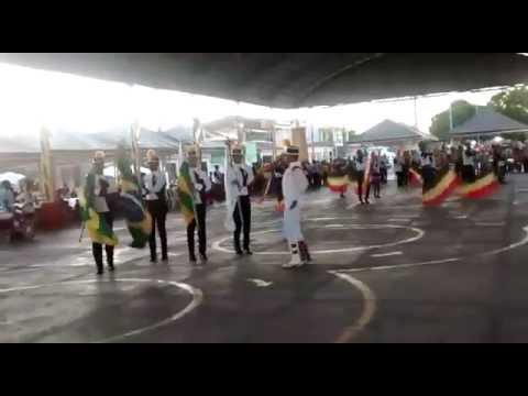BANDA DE PERCUSSÃO CASTELO BRANCO CONCURSO 2015