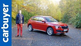 Skoda Kamiq 2020 in-depth review - Carbuyer by Carbuyer