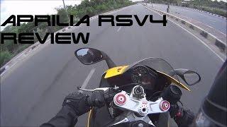 7. 2013 Aprilia RSV4 Short Ride/Review With SC Project CRT