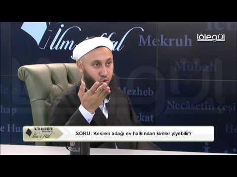 Fatih KALENDER Hocaefendi İle İlmihâl 50.Bölüm 08 Ekim 2016 Lâlegül Tv