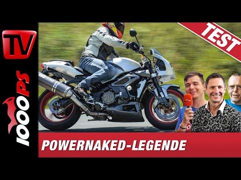 Aprilia Tuono V2 - Nakedbike für 4000 Euro - Gebrauchtmotorrad Check