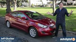 2012 Hyundai Elantra Test Drive&Car Review
