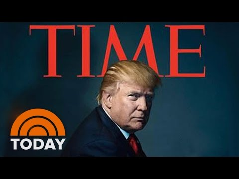 Donald Trump On Being Named TIME's Person Of The Year, Mitt Romney (Full Interview) | TODAY