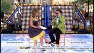 PSY(싸이)_Gangnam Style_NBC Today Concert_Live #1
