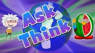 Ask Think #1: Youtube, Video Editing, Thumbnails