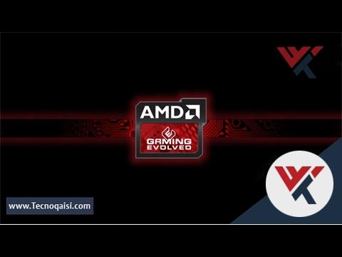 تحميل تعريفات كرت الشاشة AMD من الموقع الرسمي
