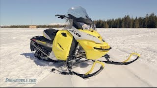 5. 2015 Ski-Doo MXZ TNT 900 ACE