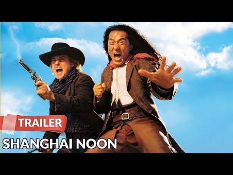 Shanghai Noon 2000 Trailer | Jackie Chan | Owen Wilson | Lucy Liu