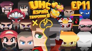 UHC España X Mindcrack Ep11, DUELO DE LEYENDAS