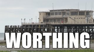 Worthing United Kingdom  City new picture : Worthing Pier & Worthing beaches - shore fishing locations, West Sussex, England, Britain