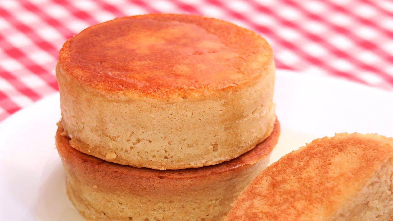 Pancakes japoneses s per esponjosos tortitas hot for Youtube cocina para todos
