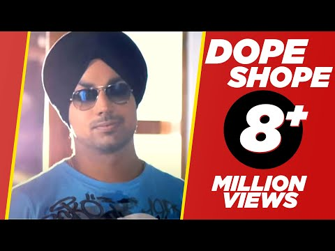 DOPE SHOPE - YO YO HONEY SINGH & DEEP MONEY - OFFICAL VIDEO - PLANET RECORDZ - YouTube