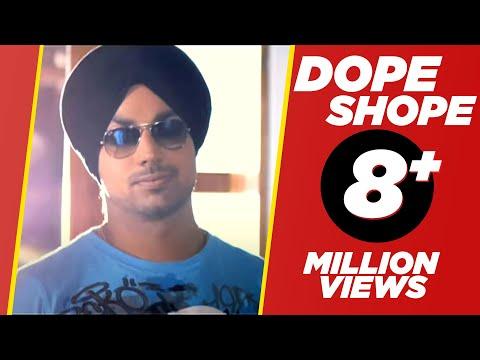 DOPE SHOPE - YO YO HONEY SINGH & DEEP MONEY - OFFICAL VIDEO - PLANET RECORDZ - YouTube