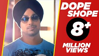 Dope Shope - Yo Yo Honey Singh,  Deep Money