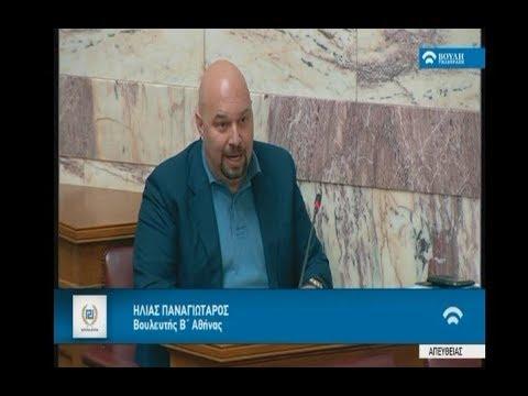 """Αποτέλεσμα εικόνας για Ηλίας Παναγιώταρος: Το """"συνταγματικό τόξο"""" έφερε το ΔΝΤ και την καταστροφή της χώρας! ΒΙΝΤΕΟ"""
