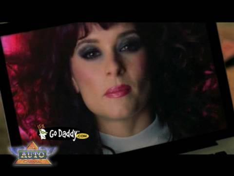 2010 Super Bowl TV Ads: Danica Patrick's 1st Go.Daddy.com commercial