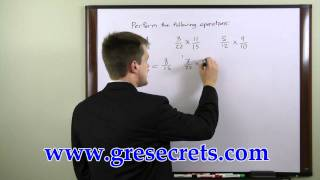 GRE Test Questions - Free GRE Math Lessons