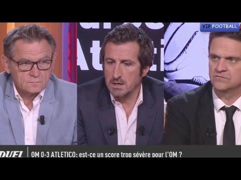 GRAND DEBRIEF FINALE EUROPA LEAGUE OM ATLÉTICO (0-3)