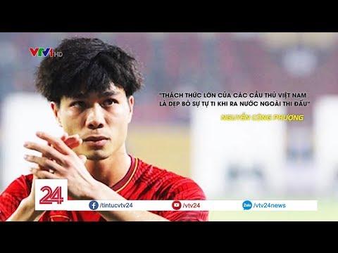 Những chuyến xuất ngoại đầu tiên trong năm mới của bóng đá Việt Nam @ vcloz.com