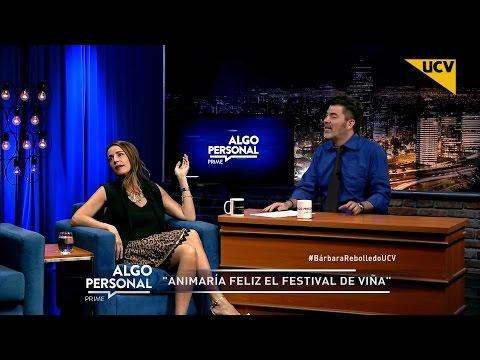 """video Bárbara Rebolledo: """"Animaría feliz el Festival de Viña"""""""