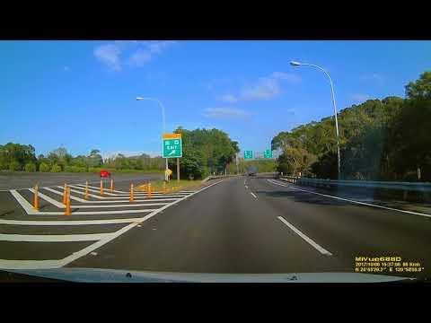 車禍 國道三號 102K 失控撞護欄