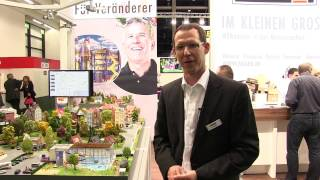 REYNAULDS.COM is excited to share our video coverage of the 2017 Nürnberg toy fair. This year instead of posting a long video featuring many manufacturers we decided to create individual brand-specific videos. This video features an interview with Faller's export manager showcasing some incredible and innovate 2017 Faller new itemms in HO, N, Z, and TT Gauge . To view Faller remarkable product assortment click on the link below.http://www.reynaulds.com/faller.aspxDon't forget we offer tours to the toy fair. If you want to travel with us next February to visit this amazing exhibition please contact us at info@reynaulds.com