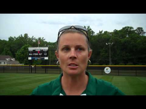 Bobcat Softball Postgame - Jamie Grodecki May 9