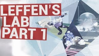 Leffen's Lab – Sheik, Falcon and Falco – Part 1