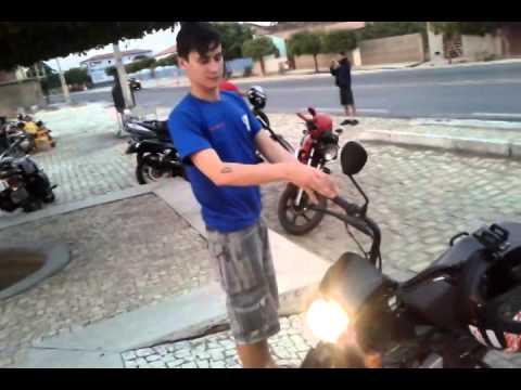 M C Clã Potiguar  José da Penha RN recebendo a visita dos irmãos motociclistas de Cajazeiras PB  Joã