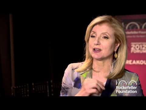 Innovation Forum 2012:  Arianna Huffington