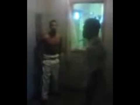 Inmates Film Fights from their Contraband Cell Phones at Hays State Prison!