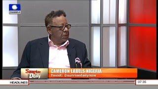 Cameron Labelling Nigeria Fantastically Corrupt A Gaffe