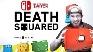DESCRIPTION:Huge thanks to SMG Studios for providing this game, Death Squared, for Free to me for the purpose of covering it on my Channel. I was NOT paid, all views are my own honest thoughts and opinions. Death Squared is a highly addictive co-operative puzzle game on the Nintendo Switch. It can be played 1-4 Players with all sorts of controller configurations including single Joy-Cons, dual Joy-Cons, Pro Controller, TV Mode, and Handheld Mode. There's a Story Mode featuring 80 puzzles and a Party Mode featuring 40 Puzzles for a total of 120 Puzzles! This game is a blast to play Solo, and even more fun with friends! It'll really put your thinking skills to the test!SMG Studios on Twitter: https://twitter.com/smgstudio►Help Me Hit 10K Subs! https://www.youtube.com/c/JSkeletonPlaysGames?sub_confirmation=1FOLLOW ME ON:►CALL OF DUTY/DESTINY/MORE GAMING CHANNEL: https://www.YouTube.com/JSkeleton92?sub_confirmation=1►NINTENDO CHANNEL: https://www.youtube.com/c/JSkeletonPlaysGames?sub_confirmation=1►Twitter: https://www.twitter.com/JSkeleton92►Facebook: https://www.facebook.com/JSkeleton92Cover Music (often) used with Permission by:CSGuitar89: https://www.youtube.com/user/CSGuitar89