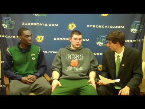 Bobcat Men's Basketball Postgame Feb. 10