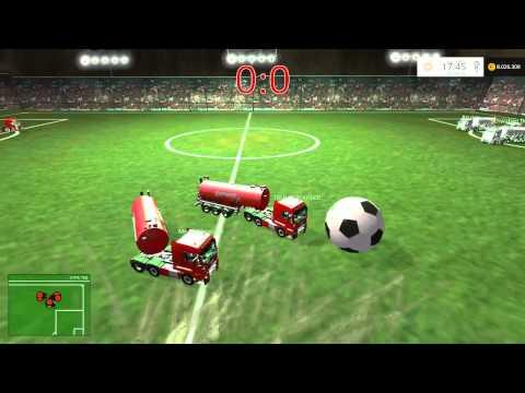 Trucker Football v2.0