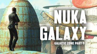 Galactic Zone Part 1: Nuka Galaxy, Arcjet G-Force, and Tiana's Log - Fallout 4 Nuka World Lore