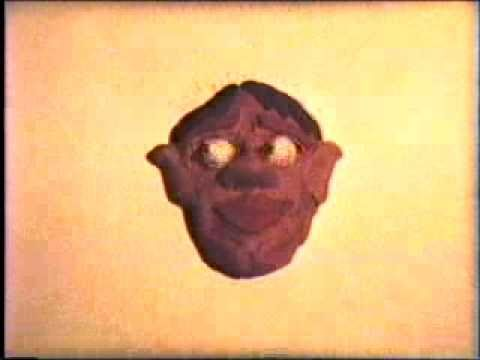 stop motion losing face and man
