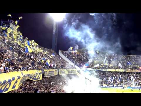 "Video - ""Recibimiento"" - Rosario Central (Los Guerreros) vs Tigre - Los Guerreros - Rosario Central - Argentina"